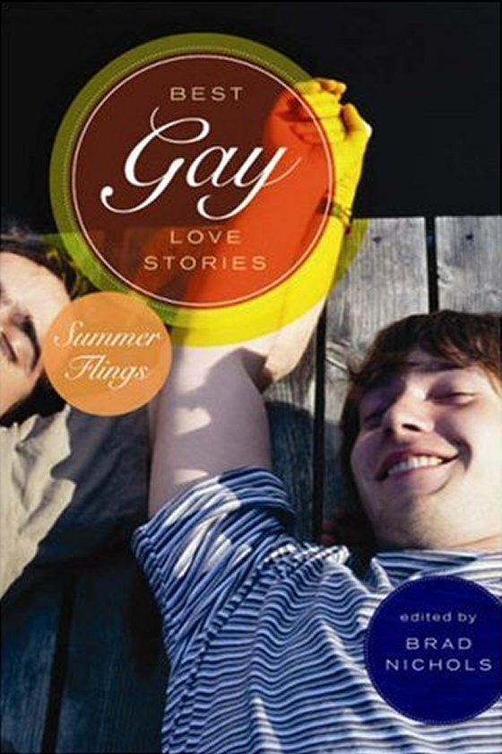 Best Gay Love Stories: Summer Flings (anthology)