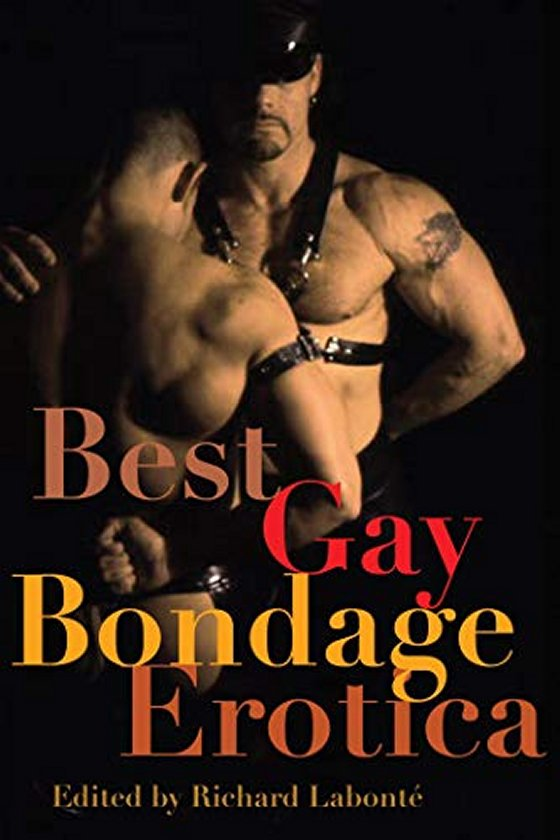 Best Gay Bondage Erotica (anthology)